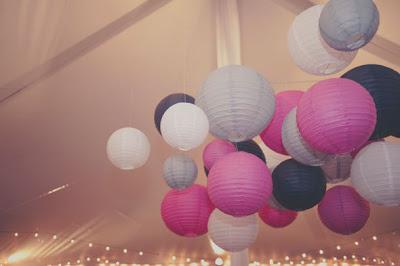 Pink-Grey-White-Paper-Lanterns