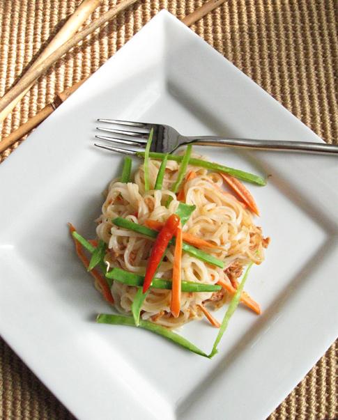 Spicy-Tuna-Pad-Thai