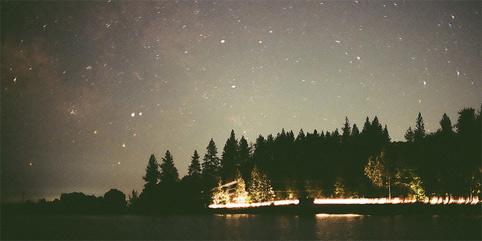 Camping-Stars