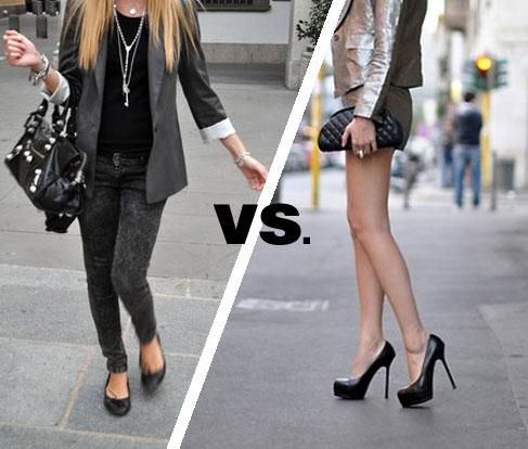 Flats-Heels