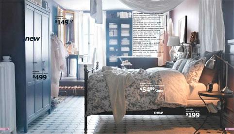Ikea-2012-Bedroom-Dreamy