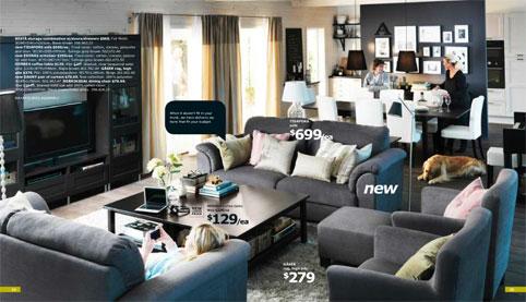 Ikea-2012-Livingroom