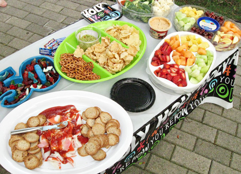 Birthday-Party-Food