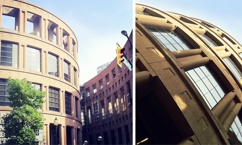 Vancouver-Library