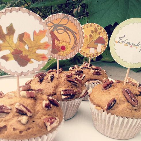 Autumn-Pumkin-Muffins