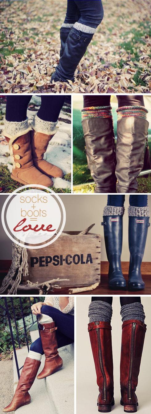 Socks-Legwarmers-Boots