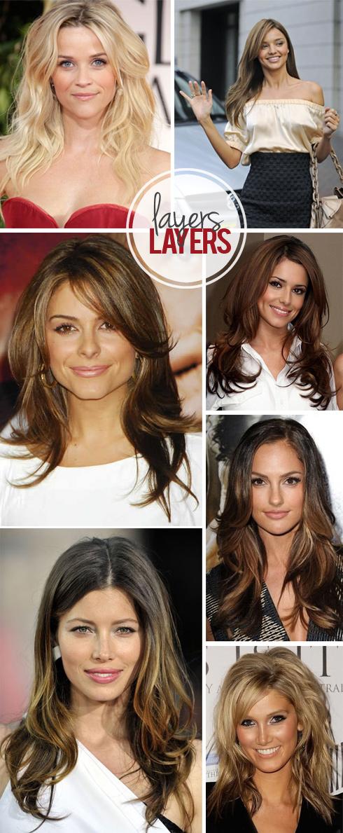 Layered-Haircut