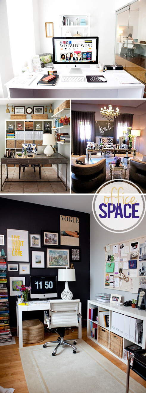 Inspiration office space brittany stager for Office space inspiration