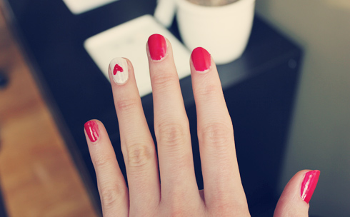 Valentines-Manicure