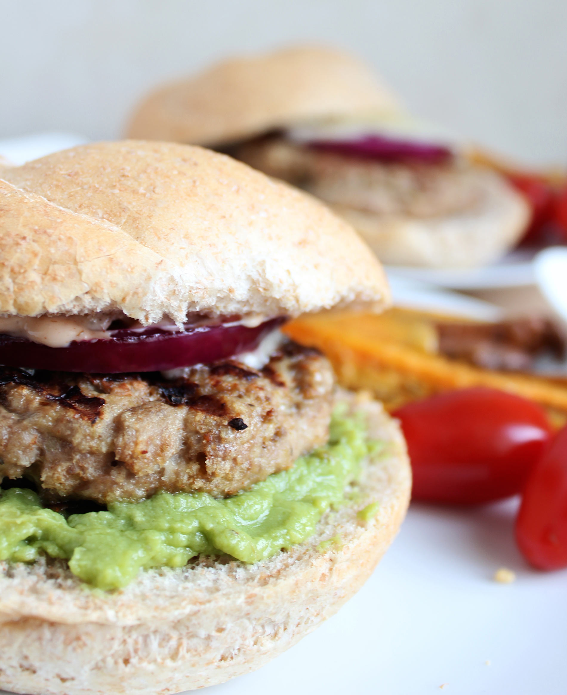 Turkey-Cajun-Burger