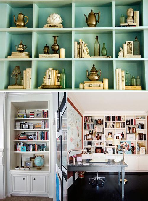 Styled-Book-Shelf