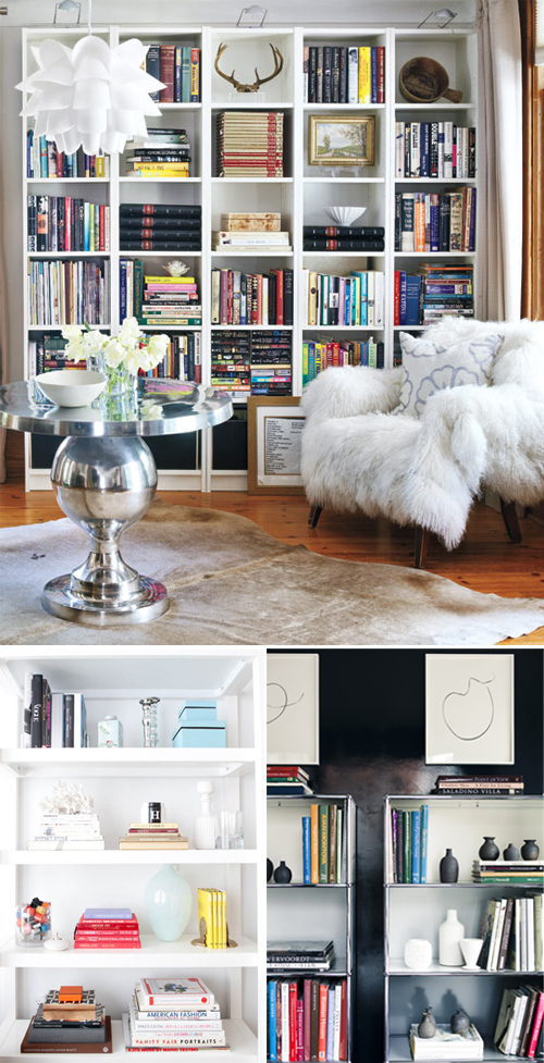 Styled-BookCase