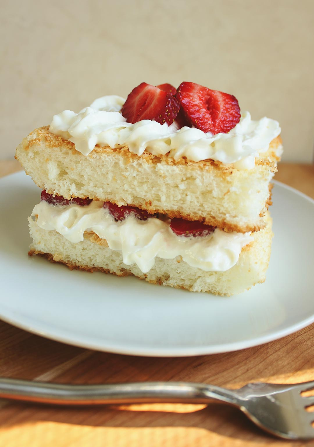 Angel Food Cake Recipe Epicurious