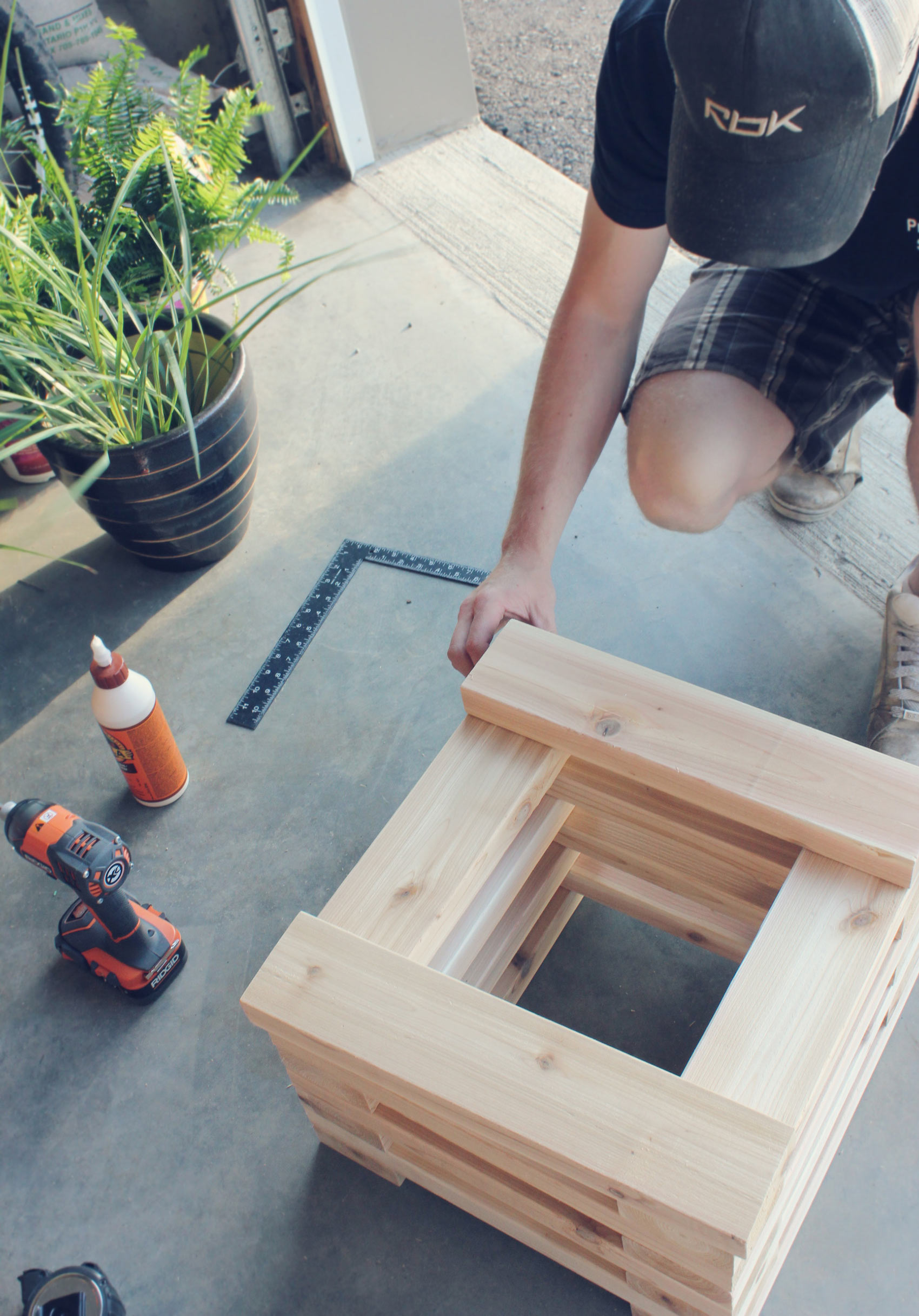 Awesome Summer Diy Challenge With The Home Depot The Build Pabps2019 Chair Design Images Pabps2019Com