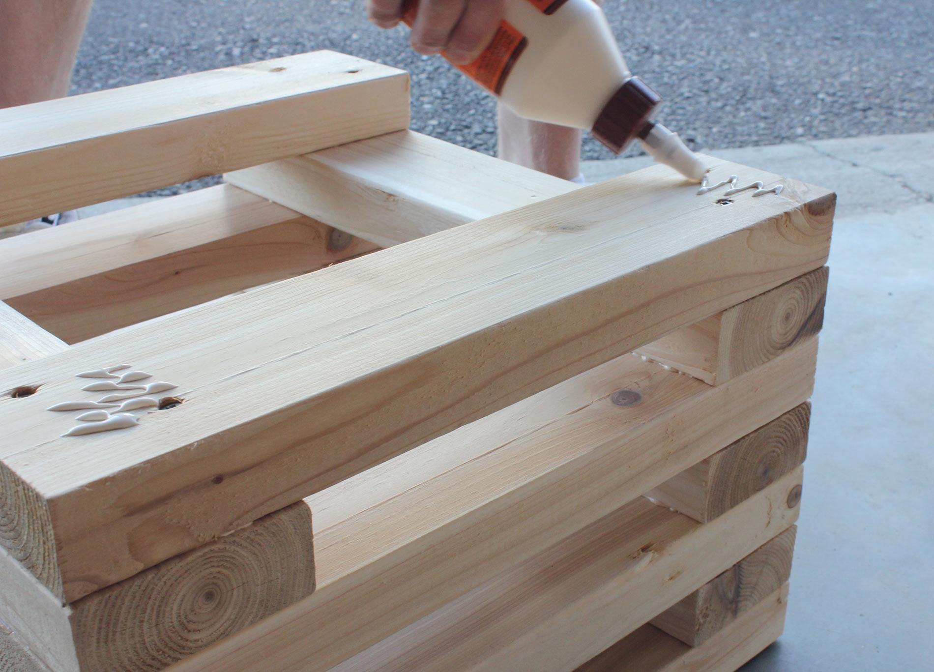Cedar-Bench-Gorilla-Glue
