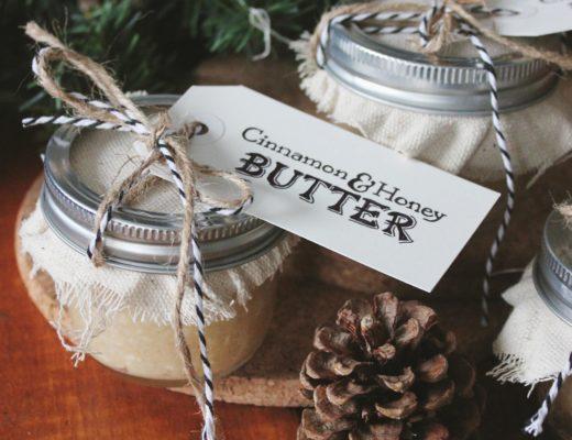 Cinnamon & Honey Butter
