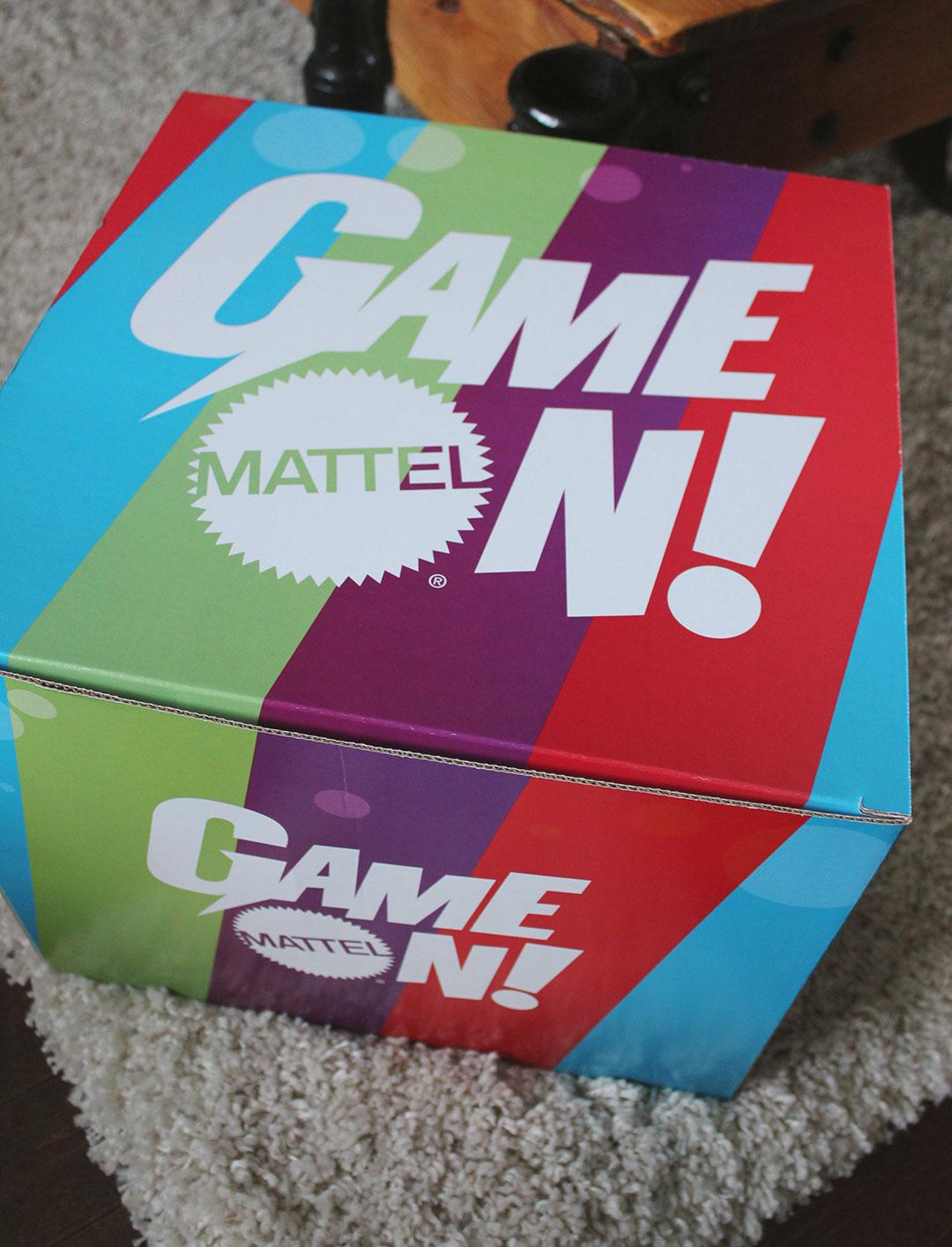 Game-On-Mattel