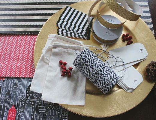 Essentials for Perfectly Wrapped Gifts with Minted