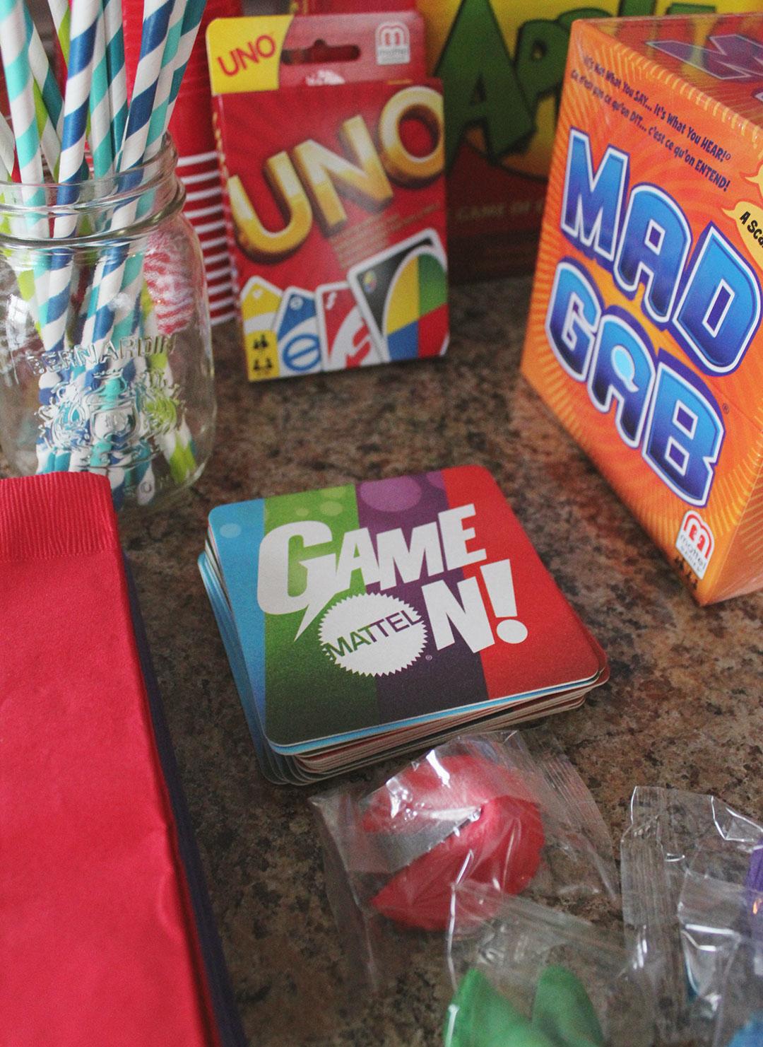 Mattel-Games