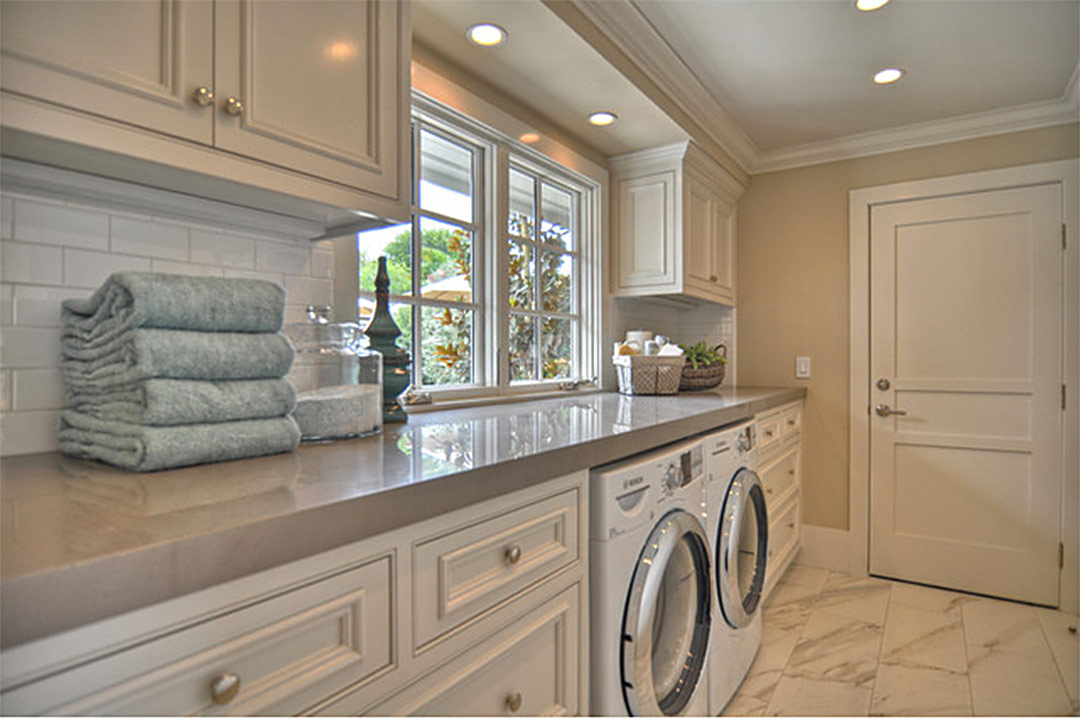 I Could Live Here: Dream Laundry Room • Brittany Stager