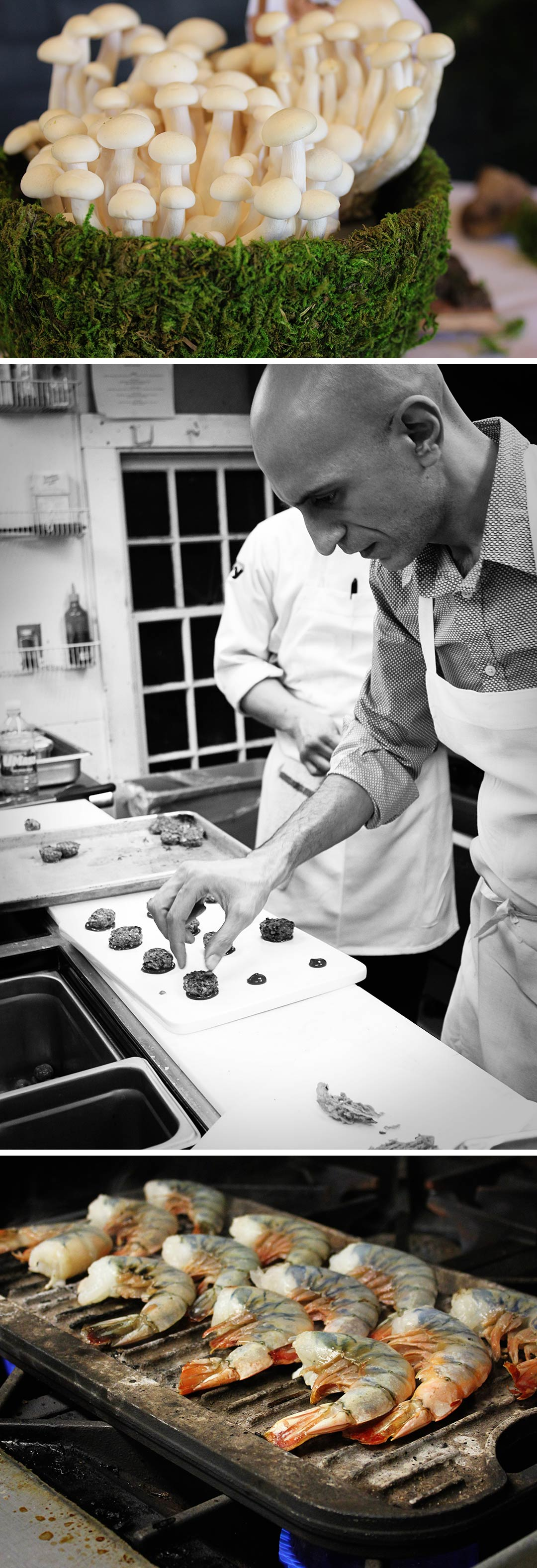 In the Kitchen with Jehangir Mehta
