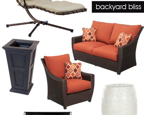 Spring Must Haves for Backyard
