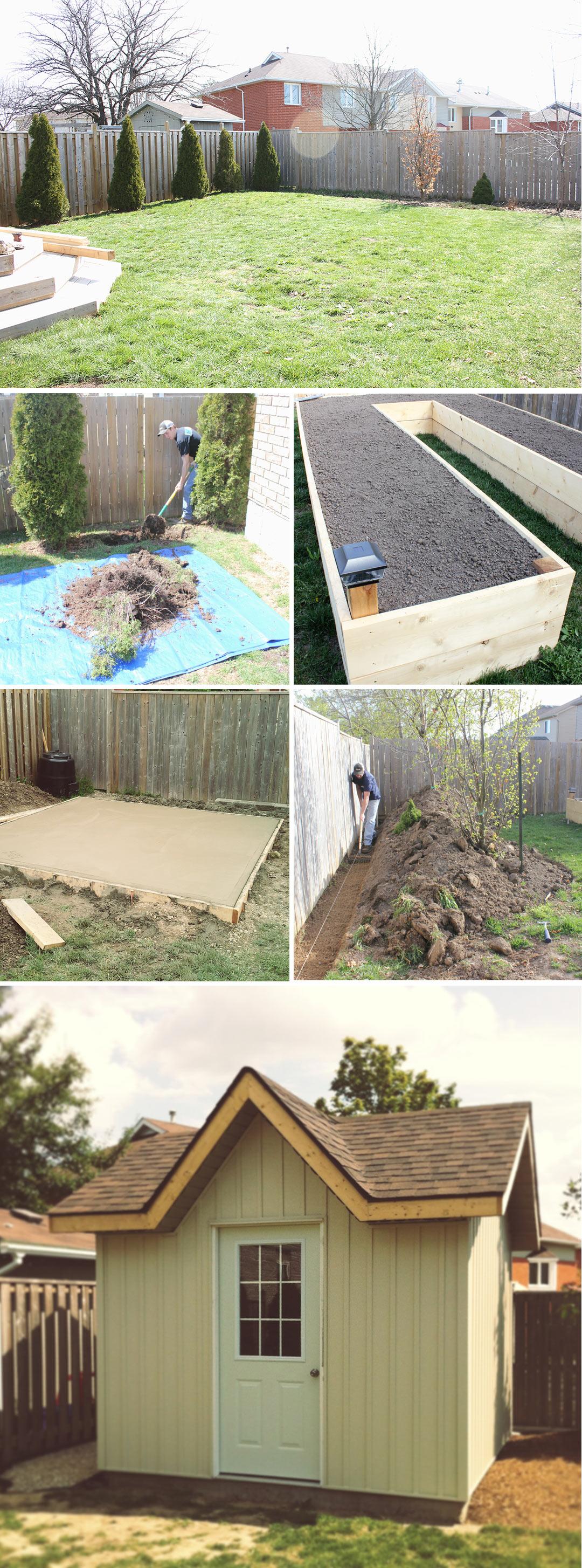 DIY Project Backyard