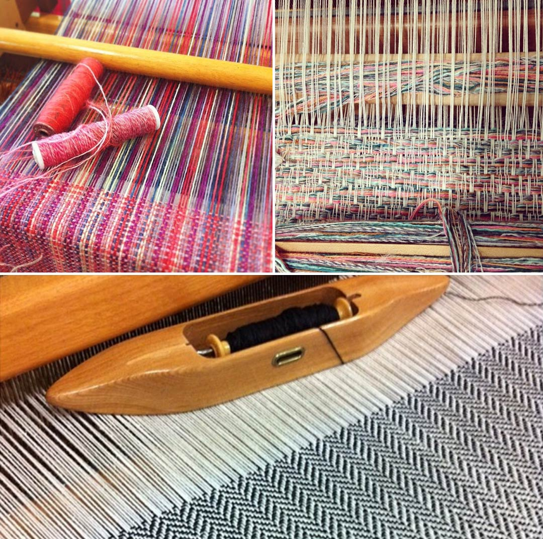 Spun Goods Woven Materials