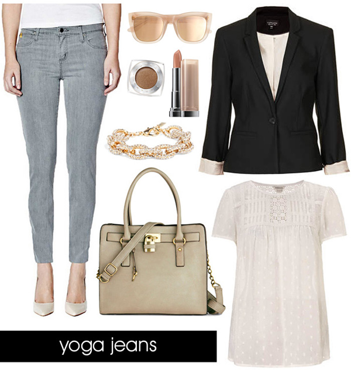 Yoga Jeans Available at Shop Girls