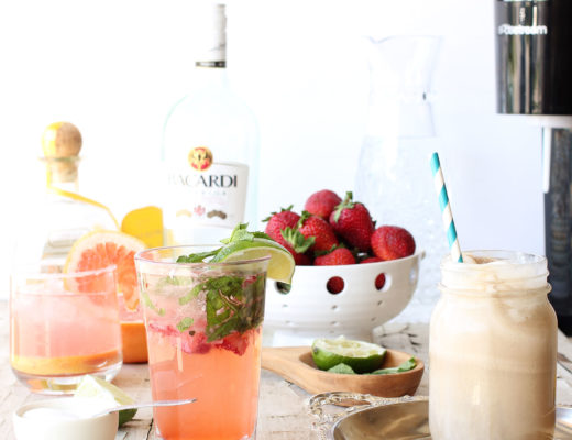 Summer Cocktails and Mocktail Recipes