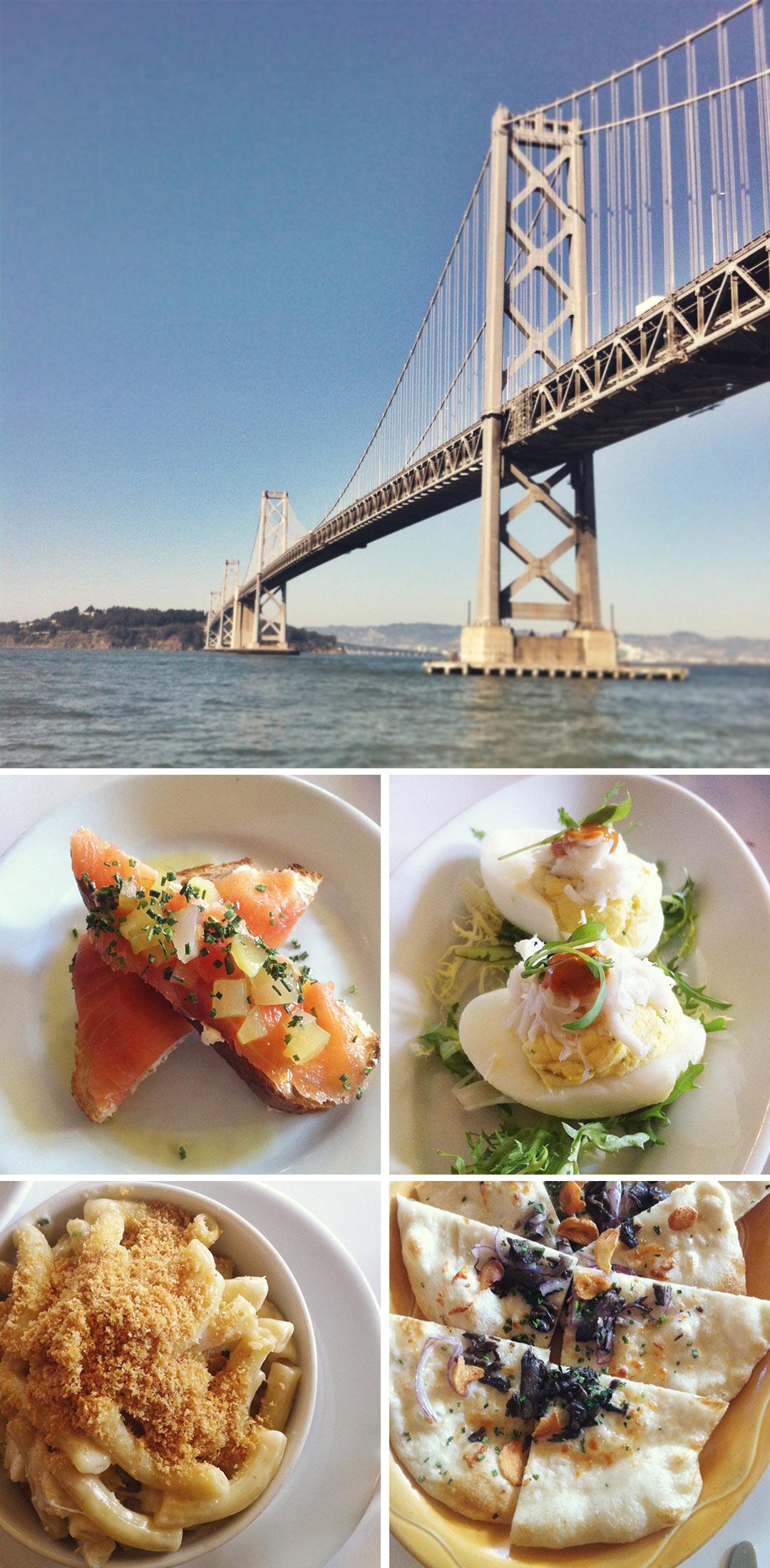 Visiting San Francisco