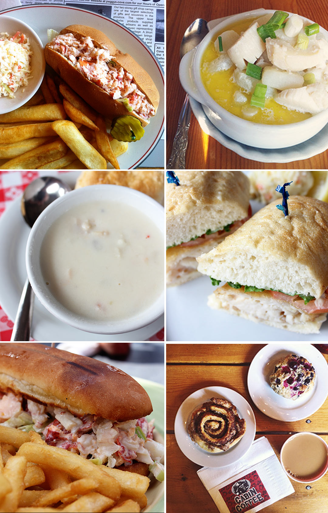 Seafood Food In Nova Scotia