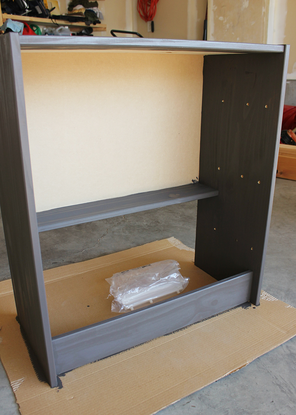 Painting Ikea Rast Hack