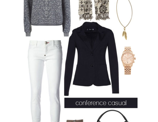 Blogger Conference Outfit