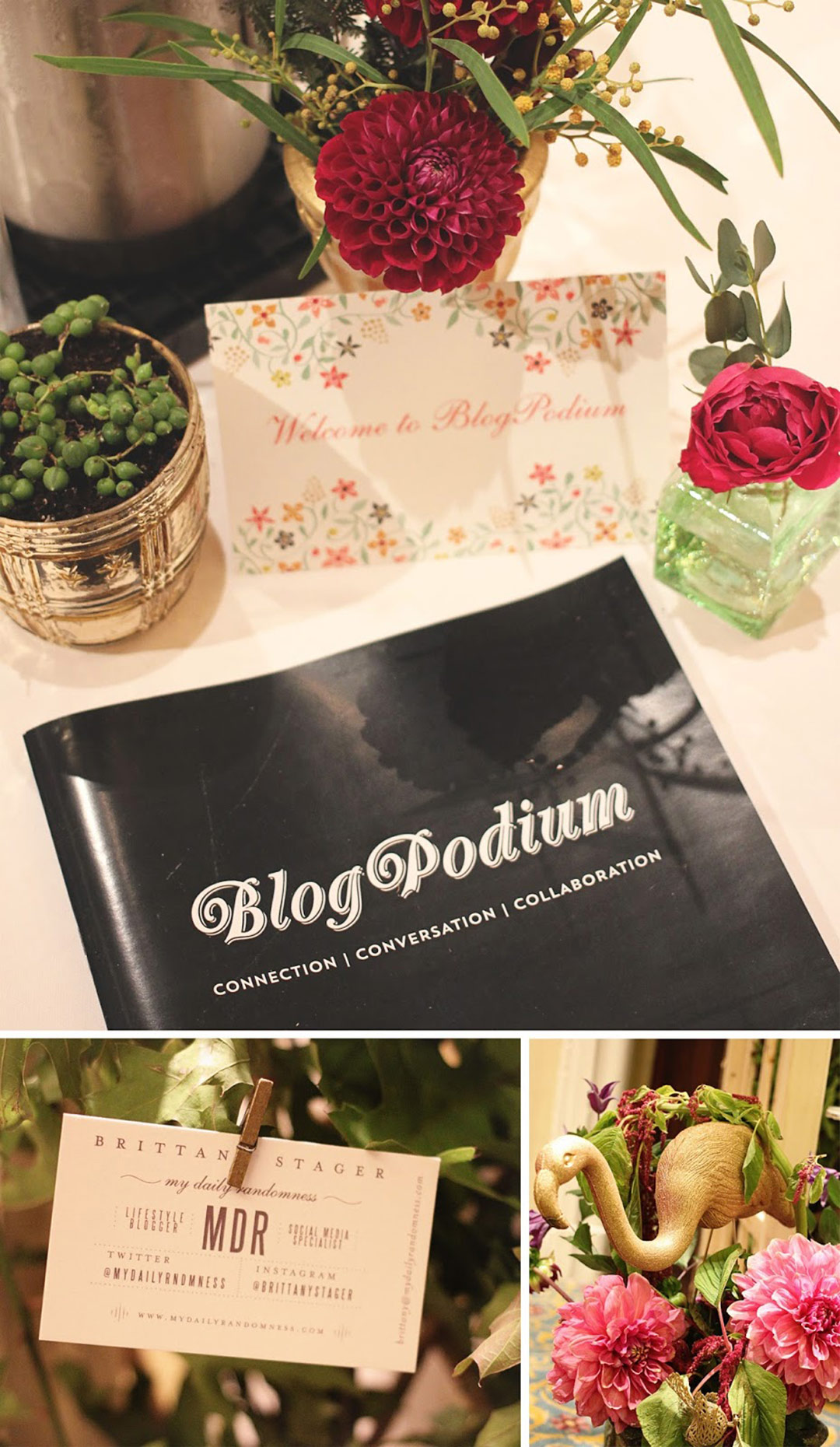Welcome-BlogPodium-Conference