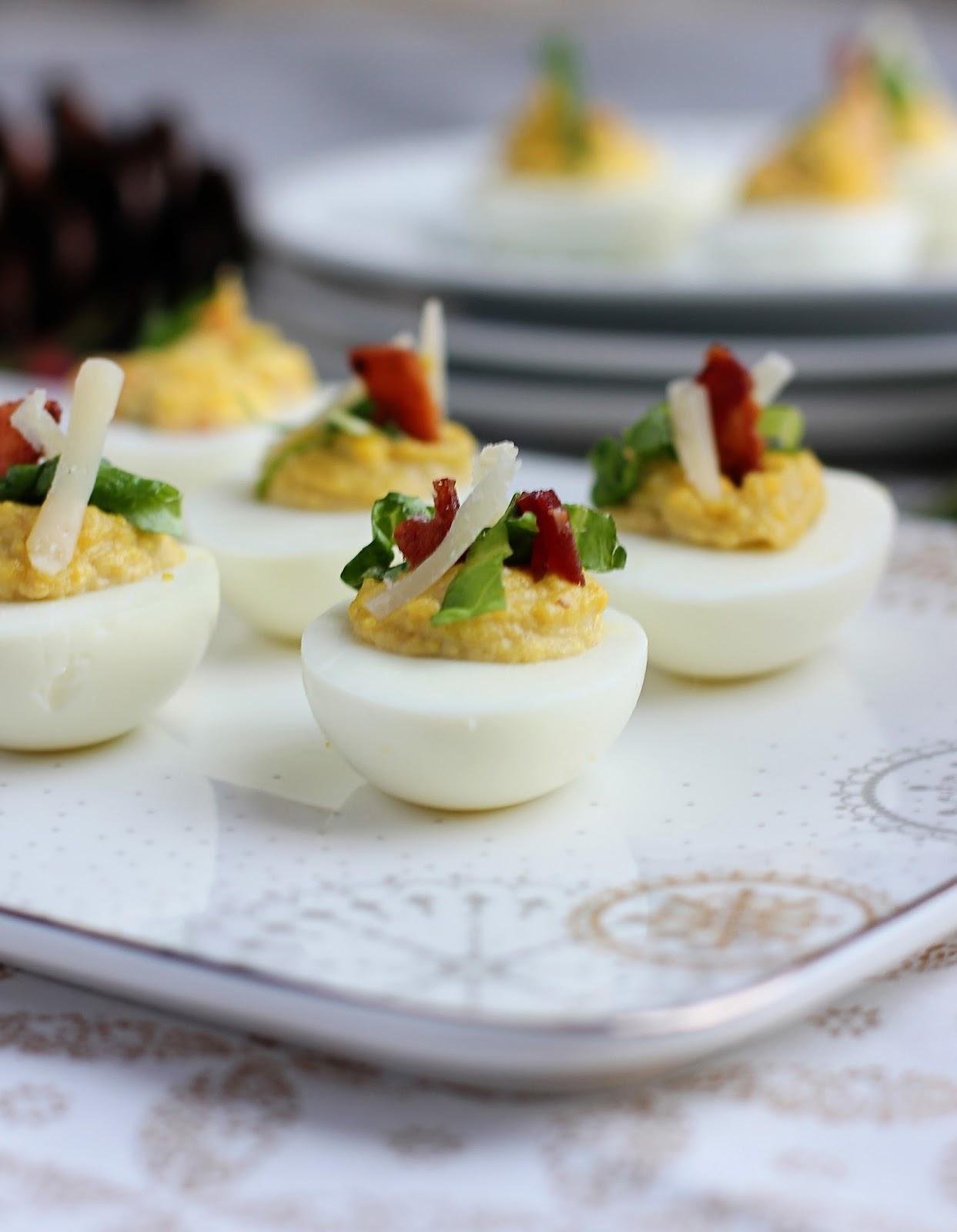 Ceasar-Salad-Deviled-Eggs
