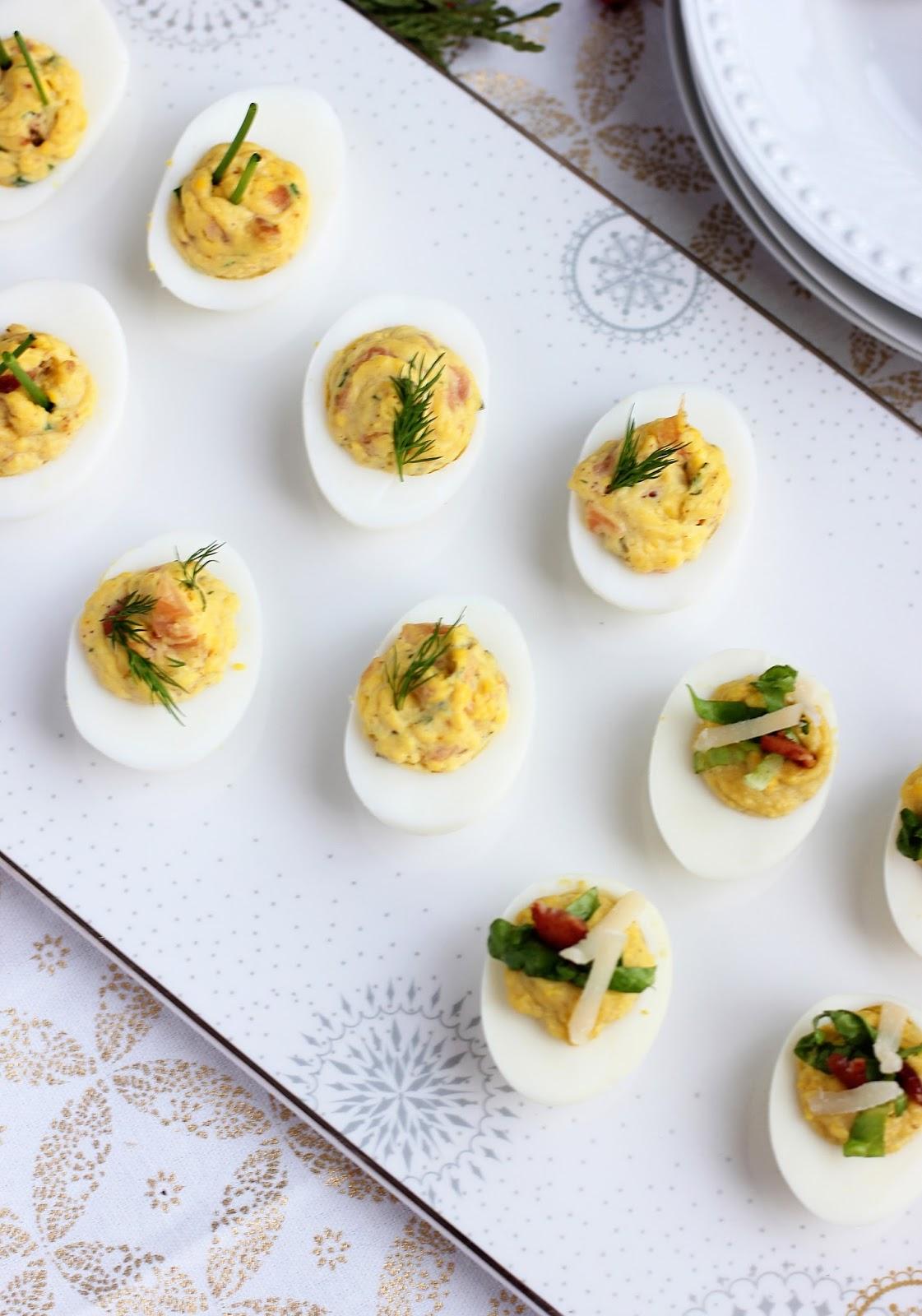 Deviled-Eggs-Three-Ways