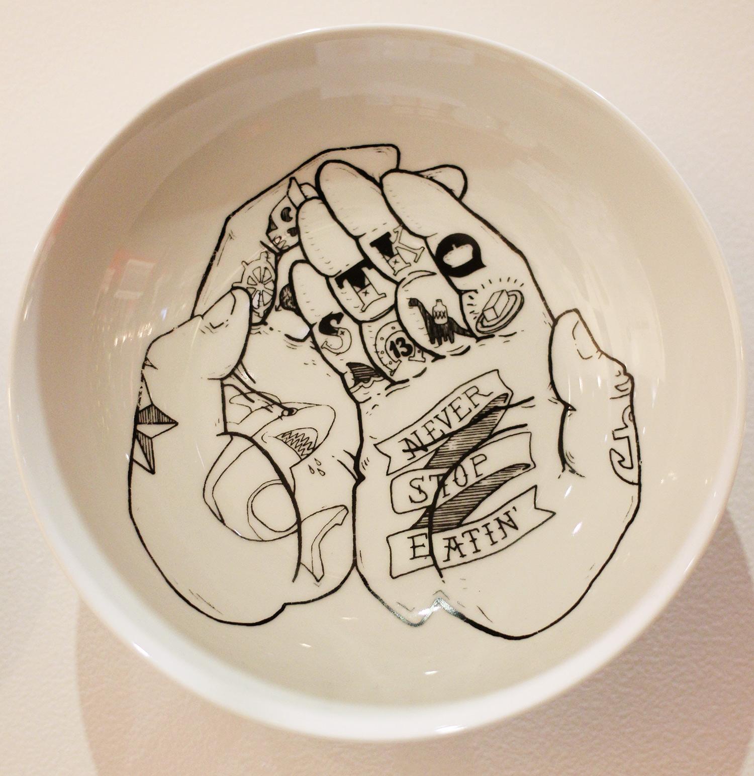 Said-The-King-Plate