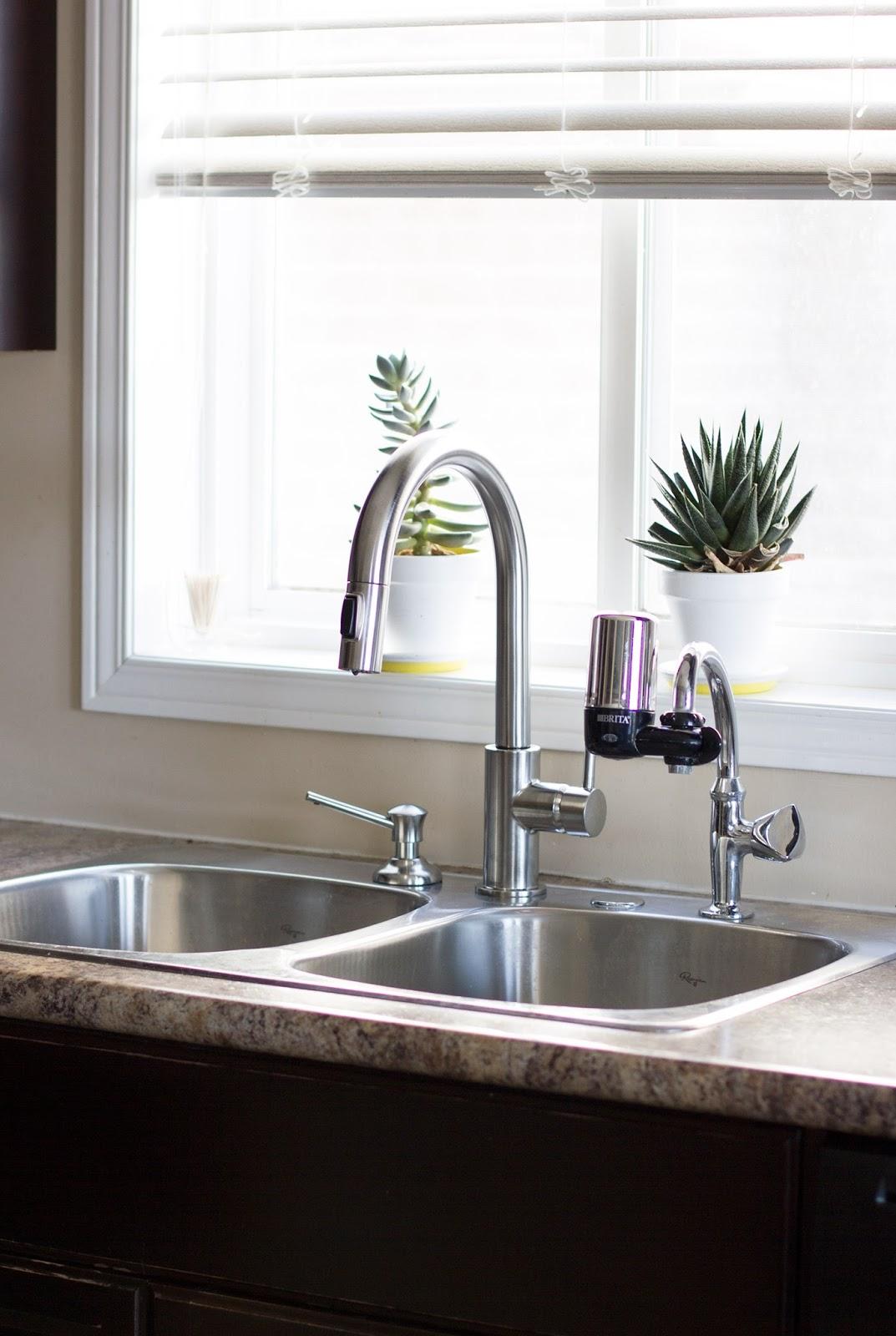 Installing a Delta Trinsic Faucet