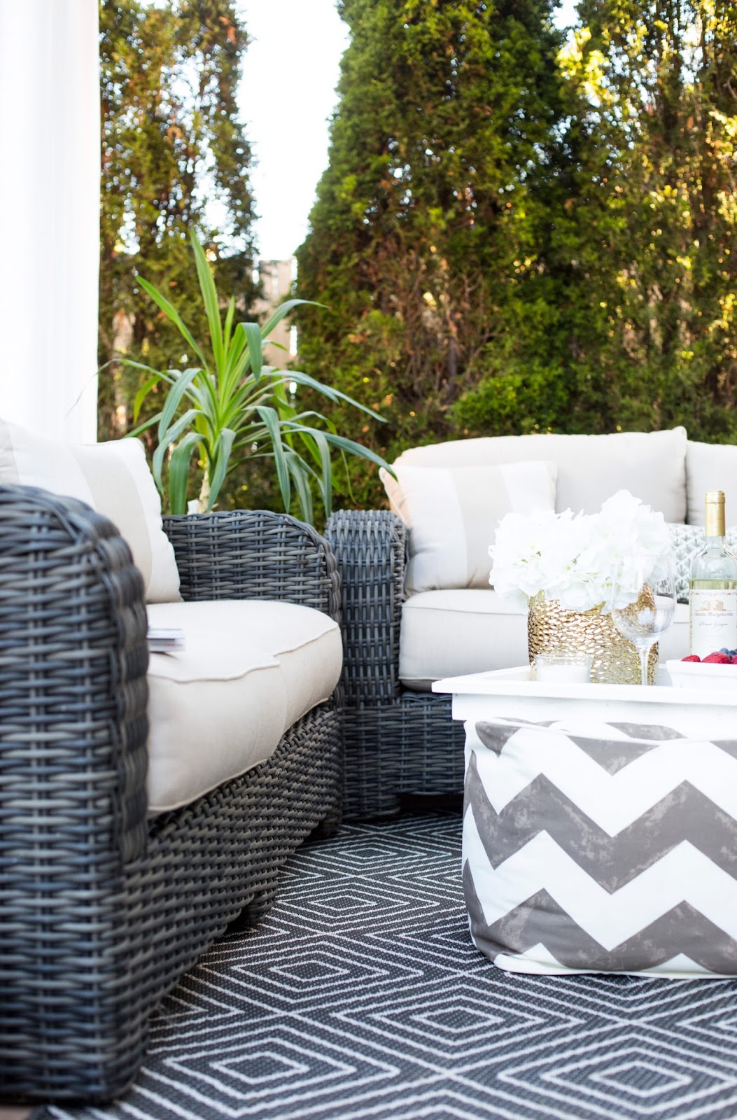 Luxury HDBlogSquad How to Build a Covered Patio