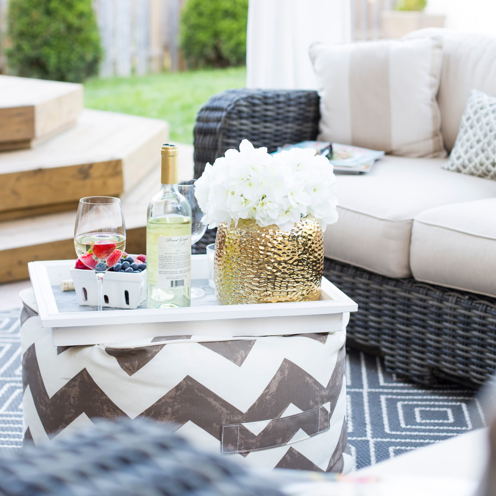 Covered Patio Reveal - Brittany Stager