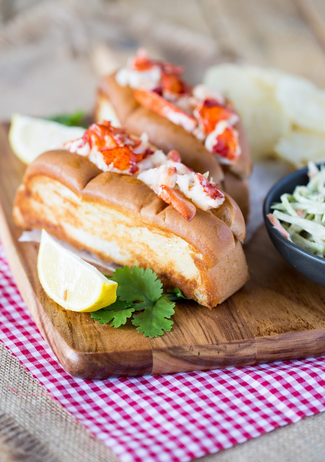 Easy to Make Lobster Rolls