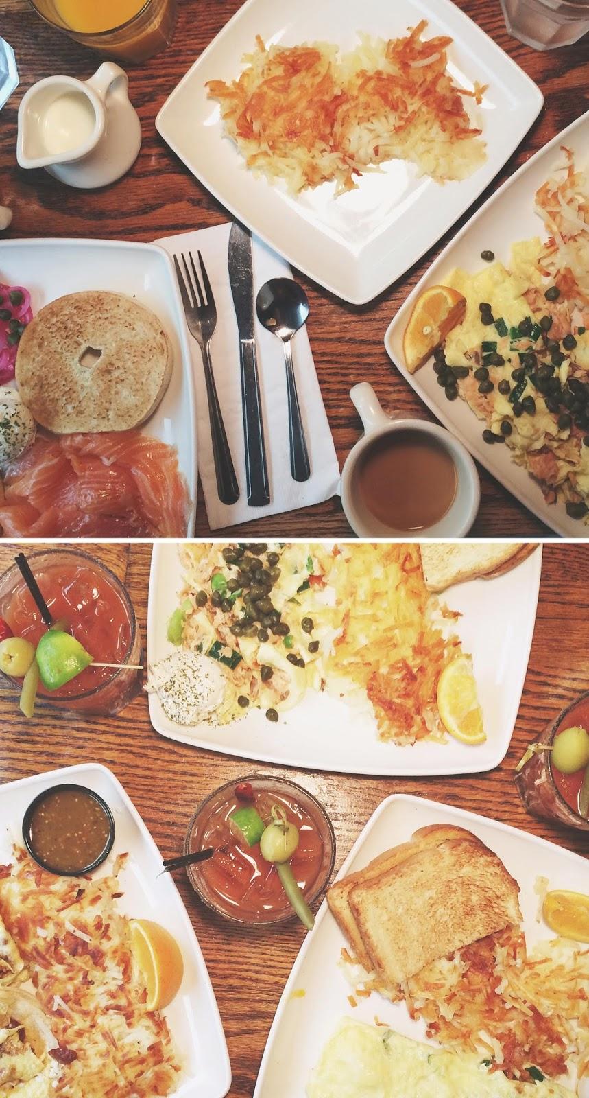 Breakfast-Lowells-Seattle