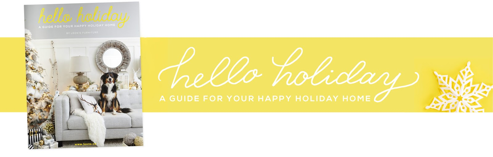 Leon's Hello Holiday Guide