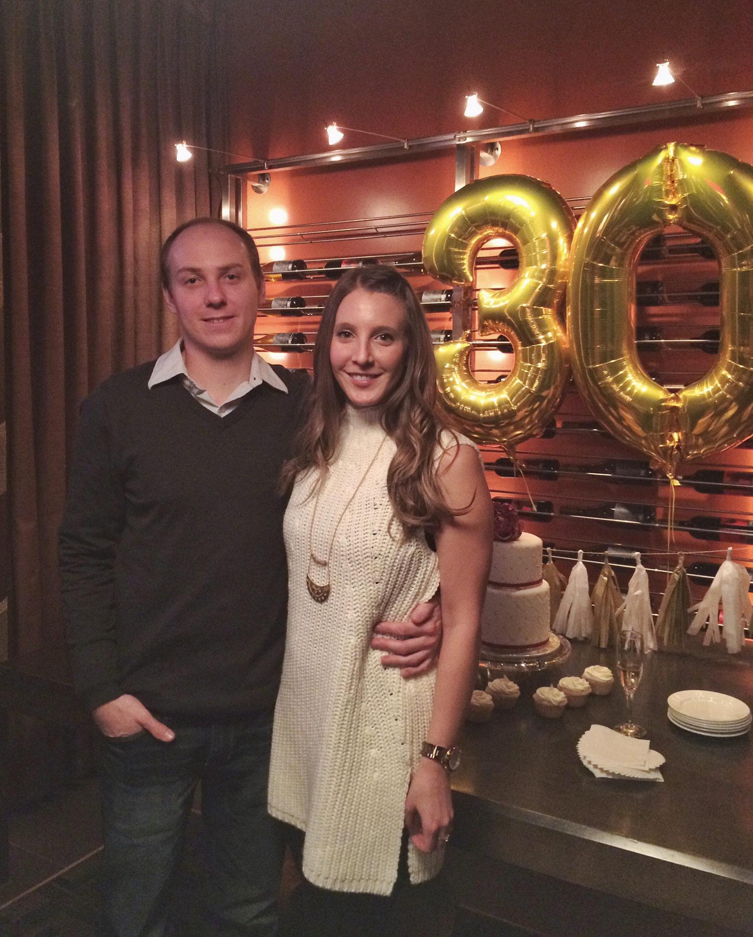 30th Surprise Birthday