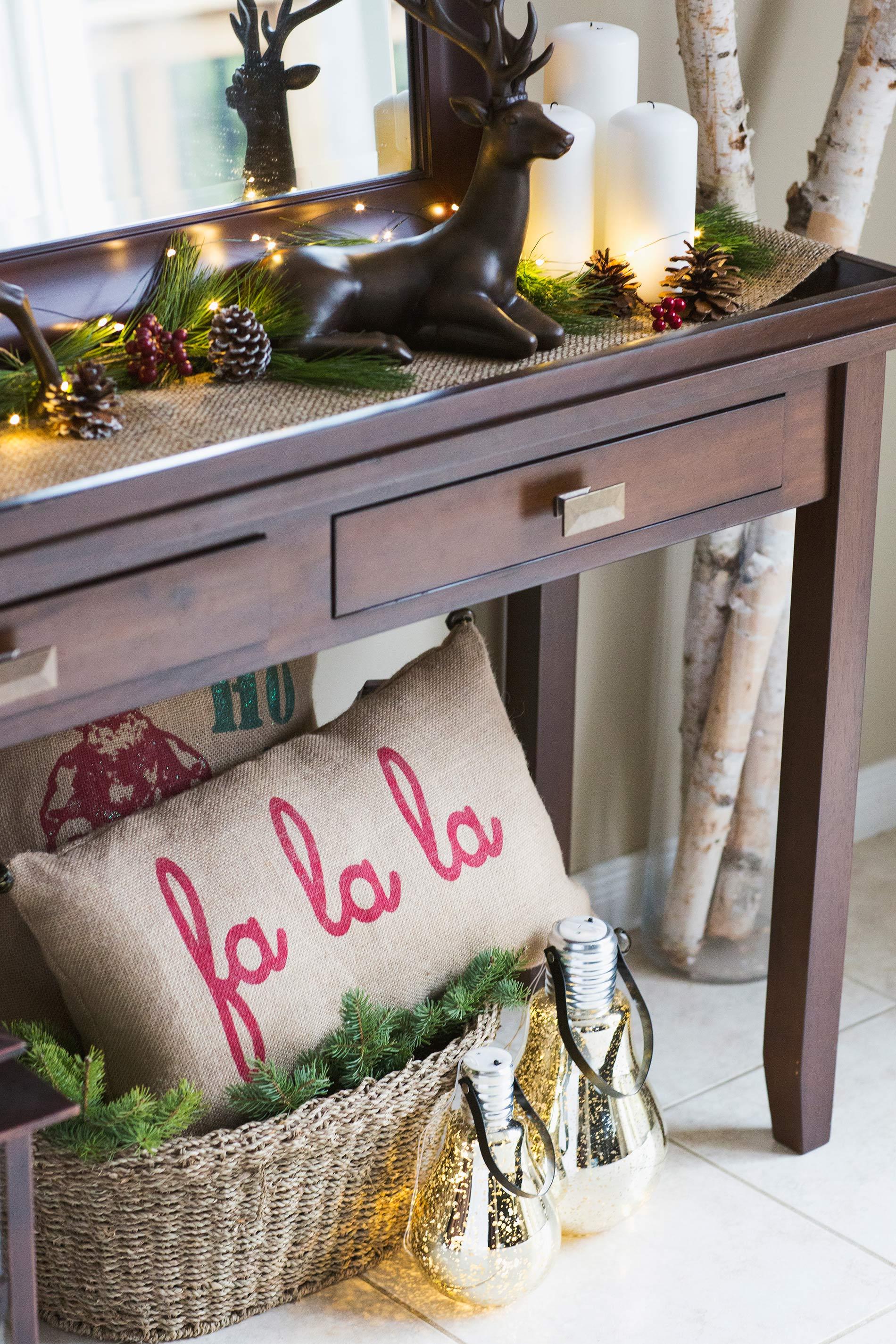 Martha Stewart Christmas Decor from Home Depot