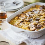 Eggnog Bread Pudding Recipe
