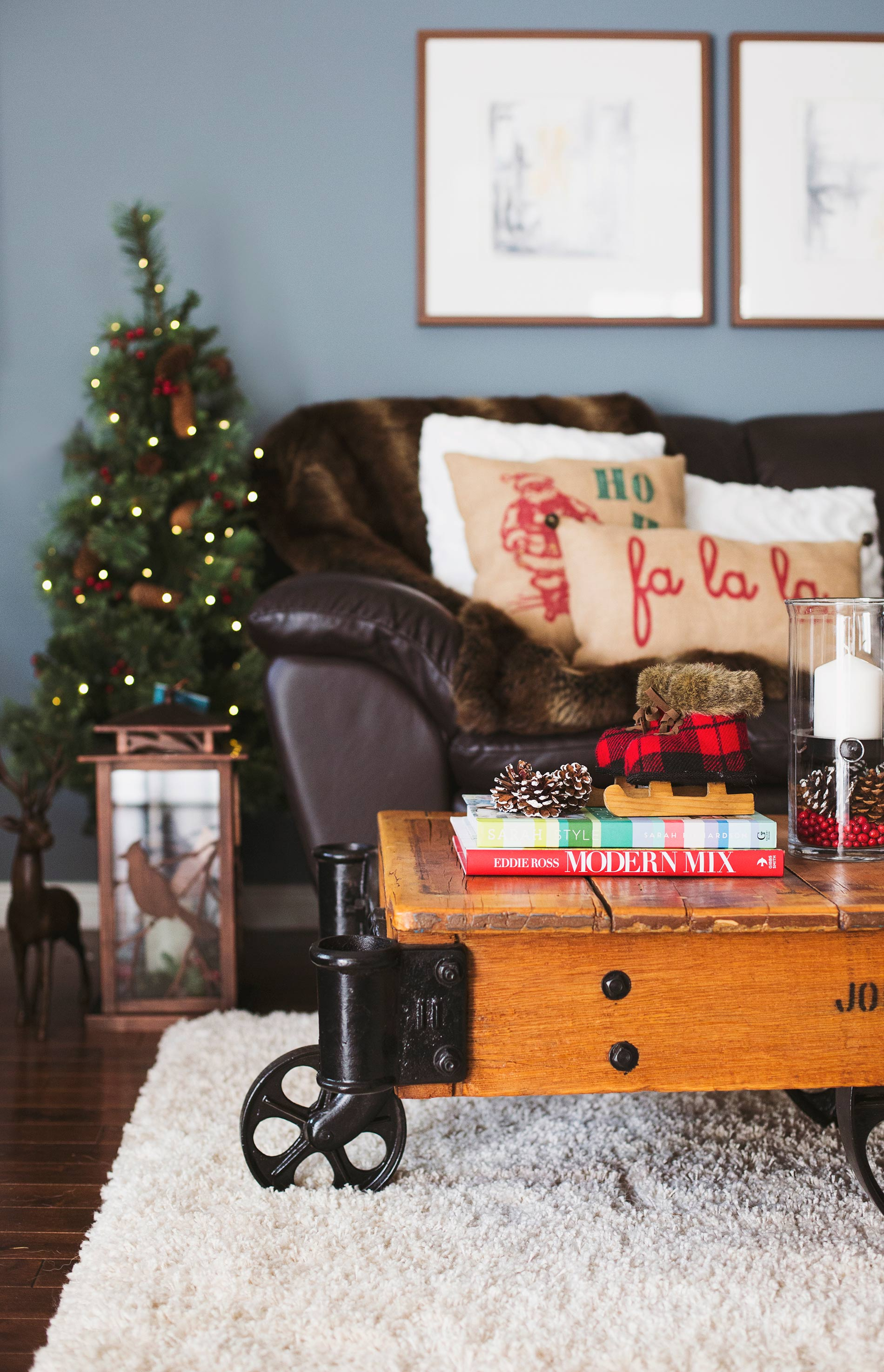 Deck The Halls My Christmas Home Tour Brittany Stager