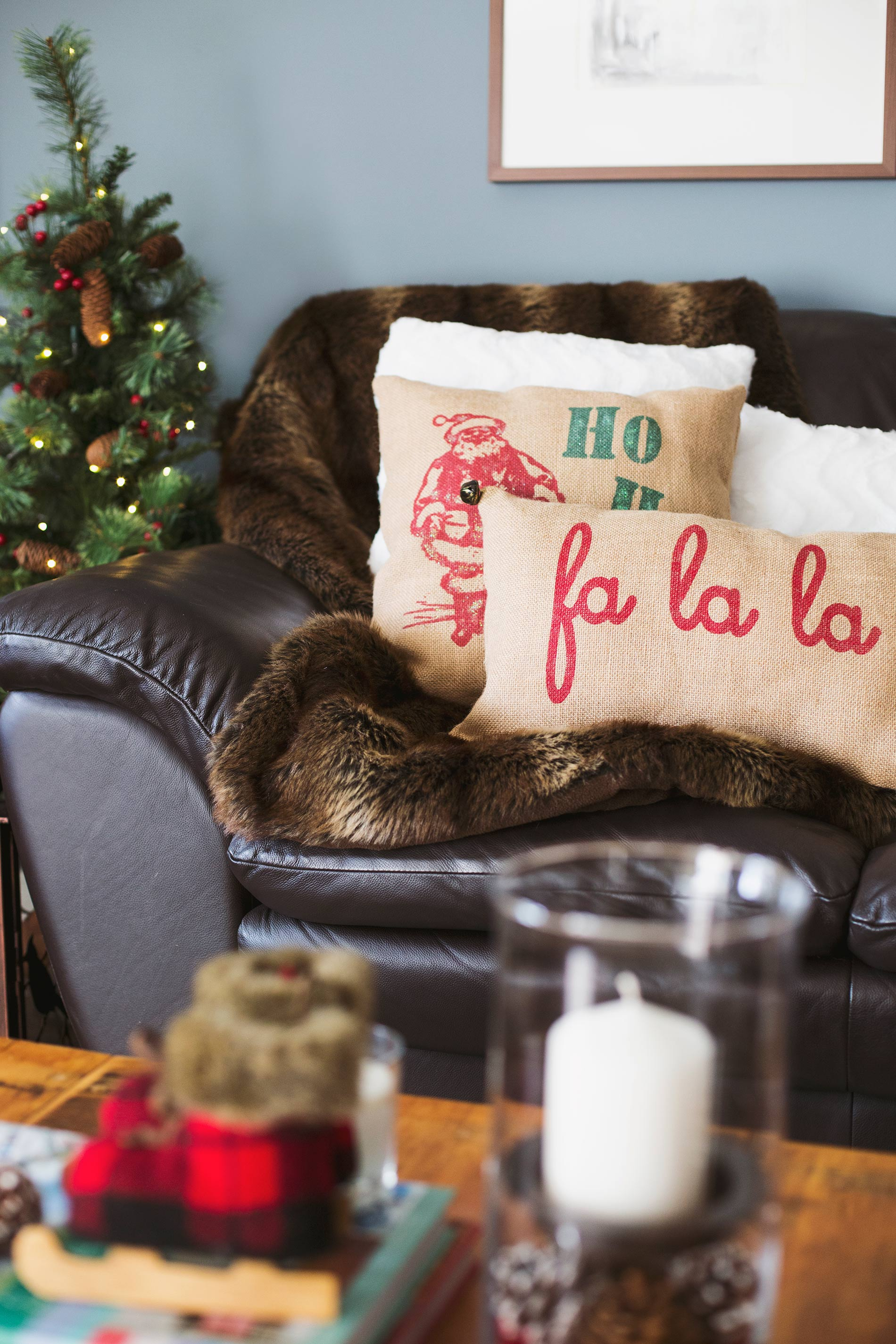 deck the halls my christmas home tour brittany stager martha stewart christmas decor from home depot