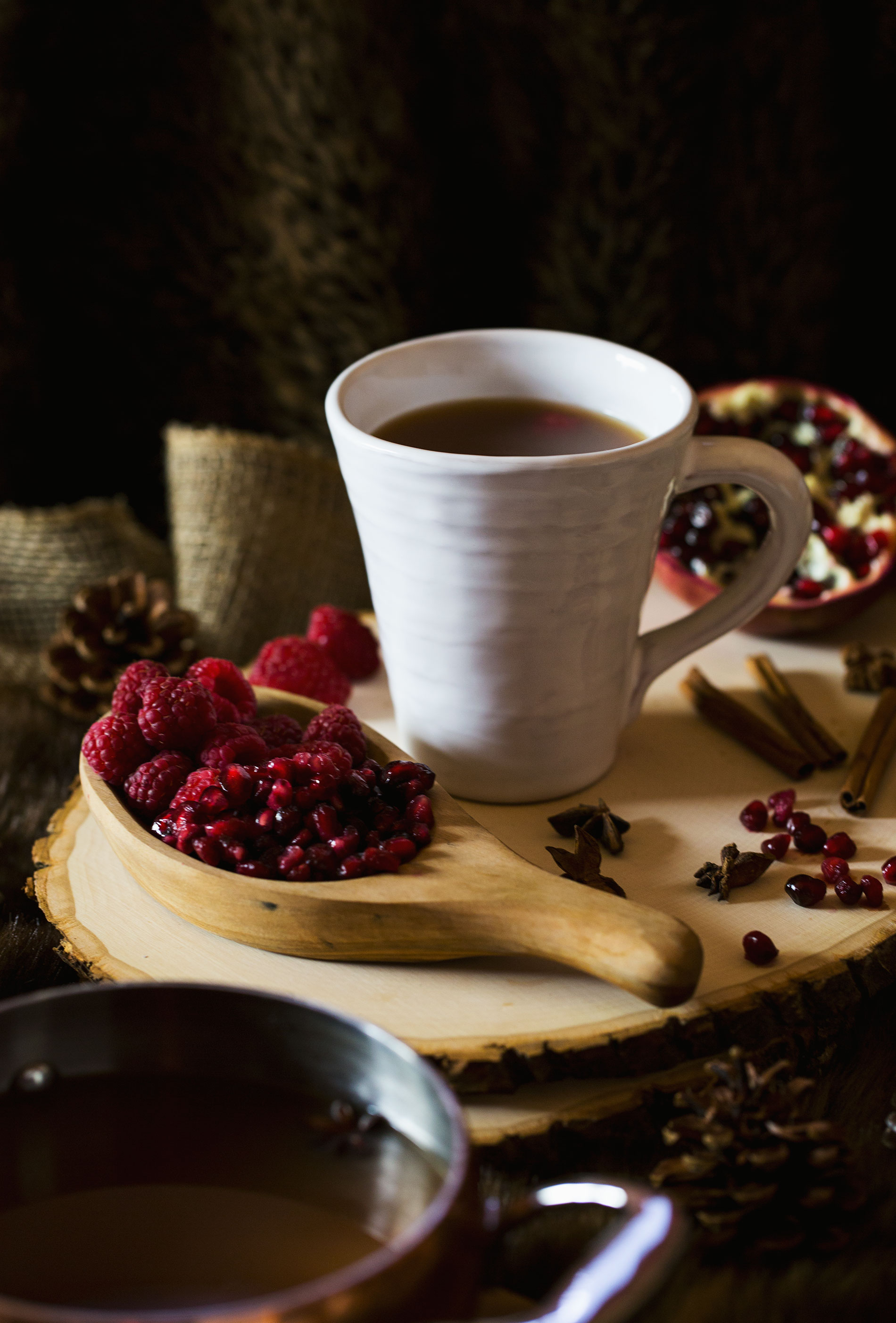 Mulled Christmas Tea Recipe
